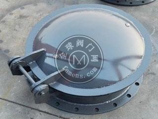 直径800mm浮箱式拍门