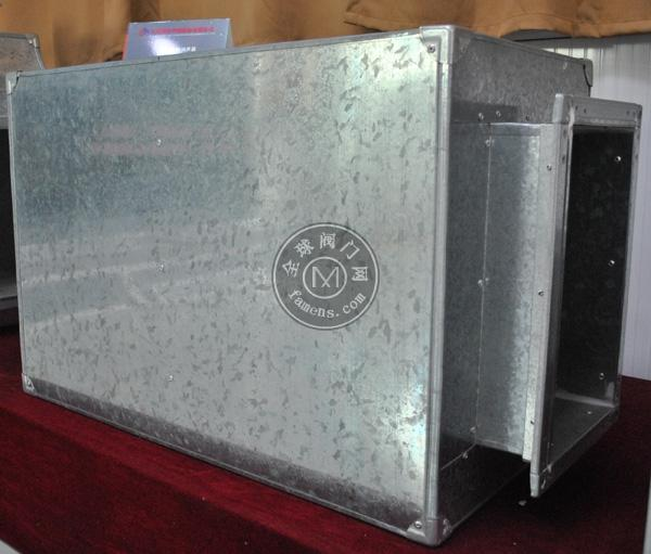 德州亚太出售风阀消声器系列产品ZP-100片式消声器