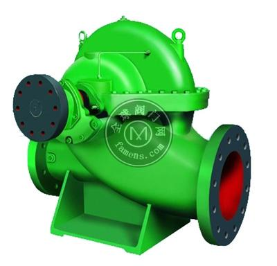 SH型单级双吸中开式离心清水泵供应