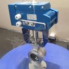VQ977F電動V型球閥