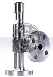 德國LESER型號8213.0010全啟式不銹鋼安全閥