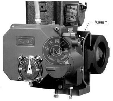 费希尔Fisher 3710气气定位器,3720电气定位器和3722电气转换器