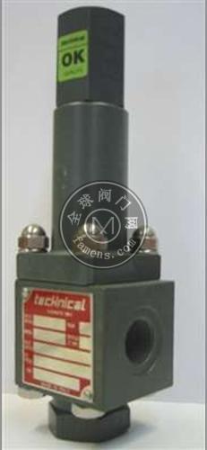 400-070-6K意大利TECHNICAL4000系列安全阀结构特点