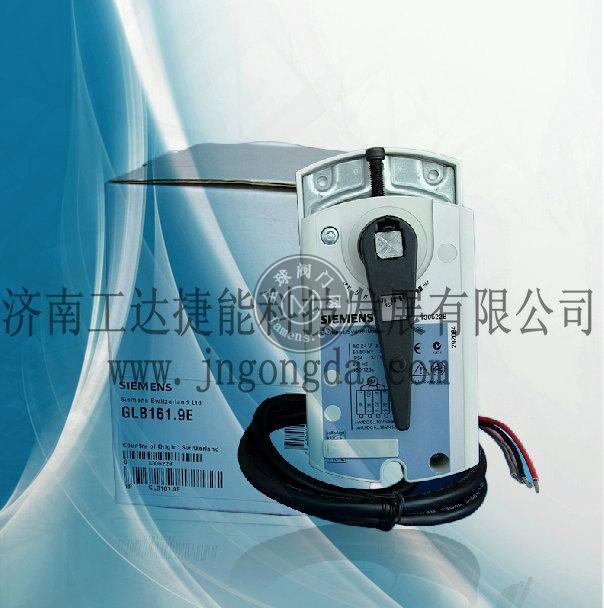 西门子风阀执行器GDB336.1E