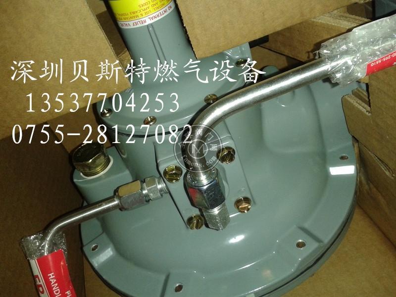 299H燃气减压阀价格原理