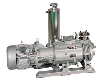 韩国kowel螺杆真空泵KDPH-200 干式 配防爆破电机 密封带氮气吹扫