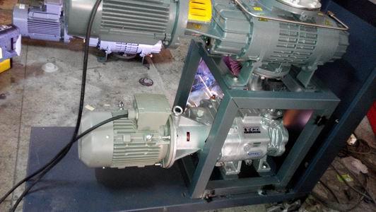 KDPH200螺杆真空泵、韩国科威尔、干式无油防腐防爆