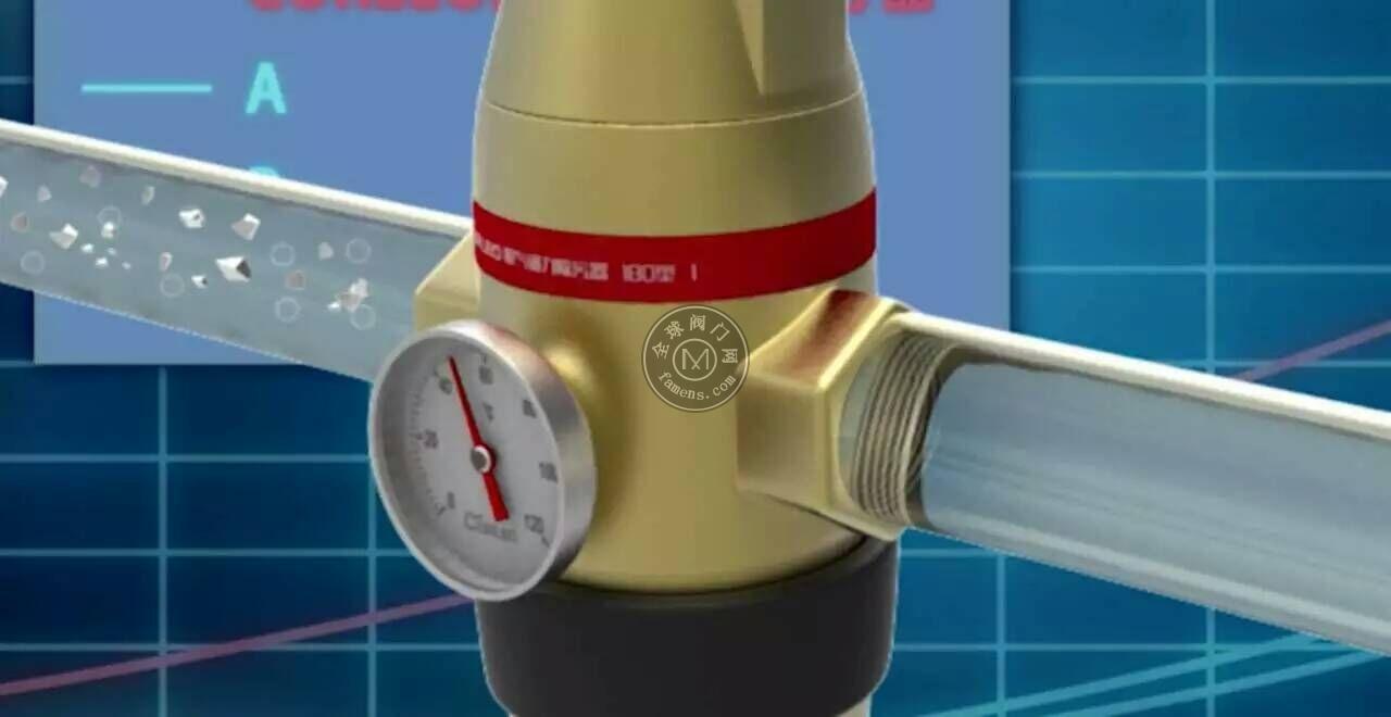 供应螺旋微泡排气阀--排气除污