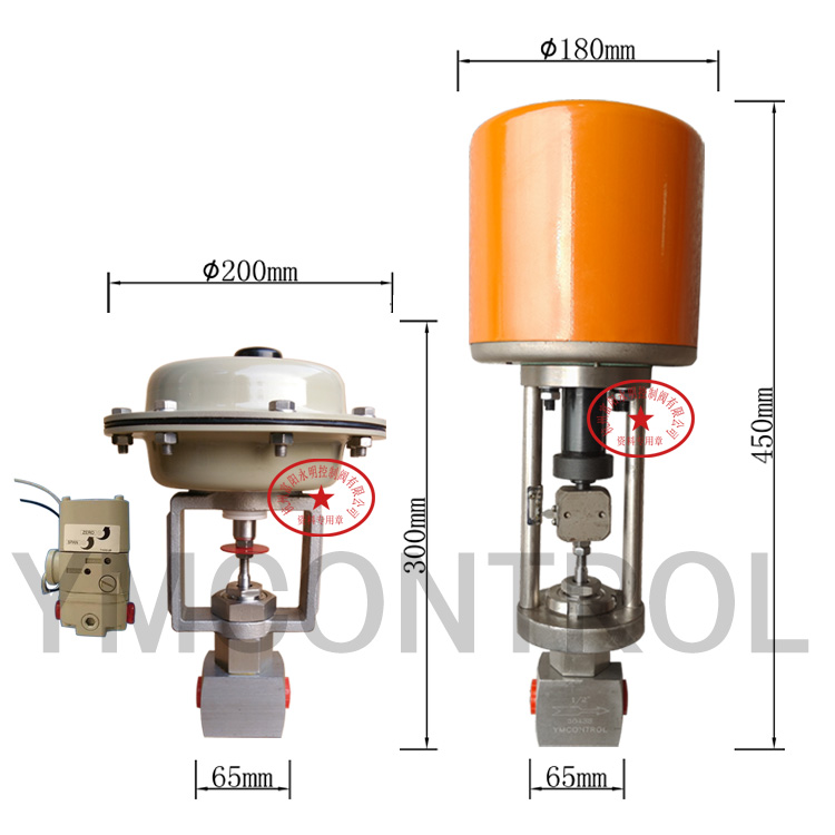 MK708氣動微小流量調節閥,小流量調節閥,螺紋式小流量調節閥