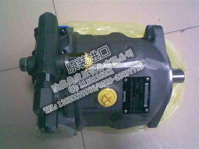 德國力士樂油泵A10VSO18DFE1/31R-PPA12N00