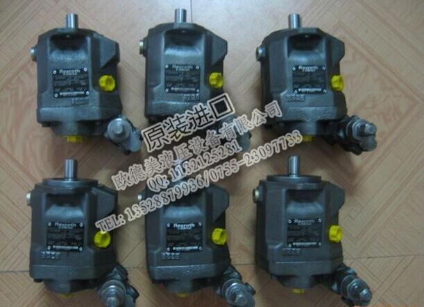 德国力士乐柱塞泵A10VSO18ED/31R-PPA12N00