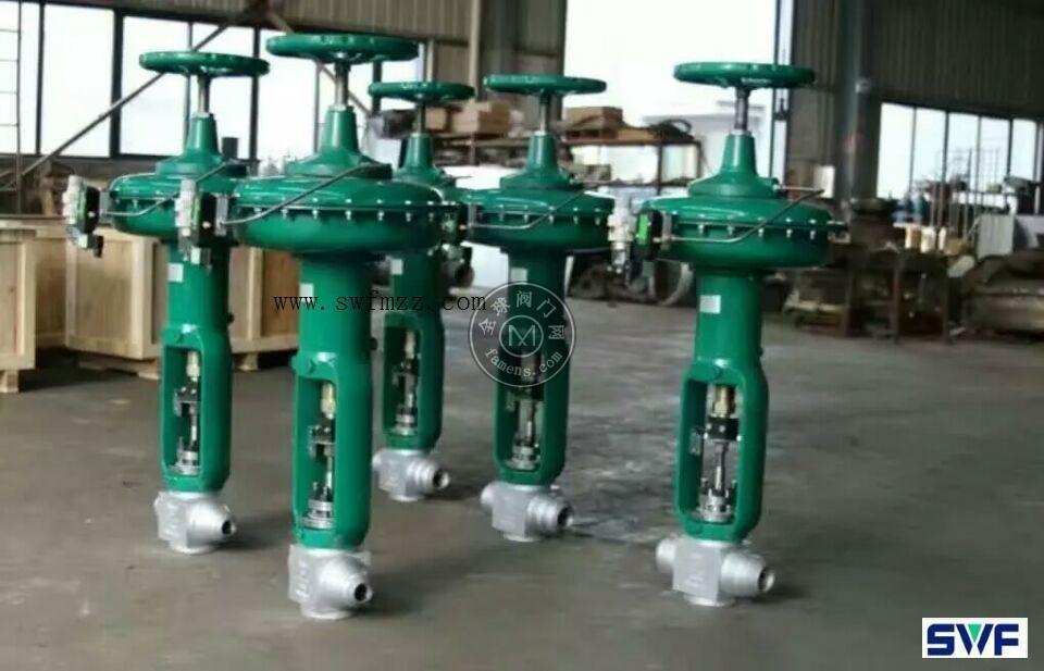T662H 电站疏水调节阀 气动高压焊接调节阀