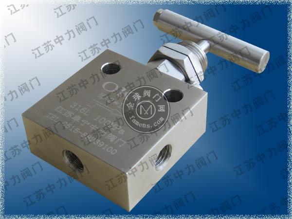 不銹鋼OKV超高壓角式針閥