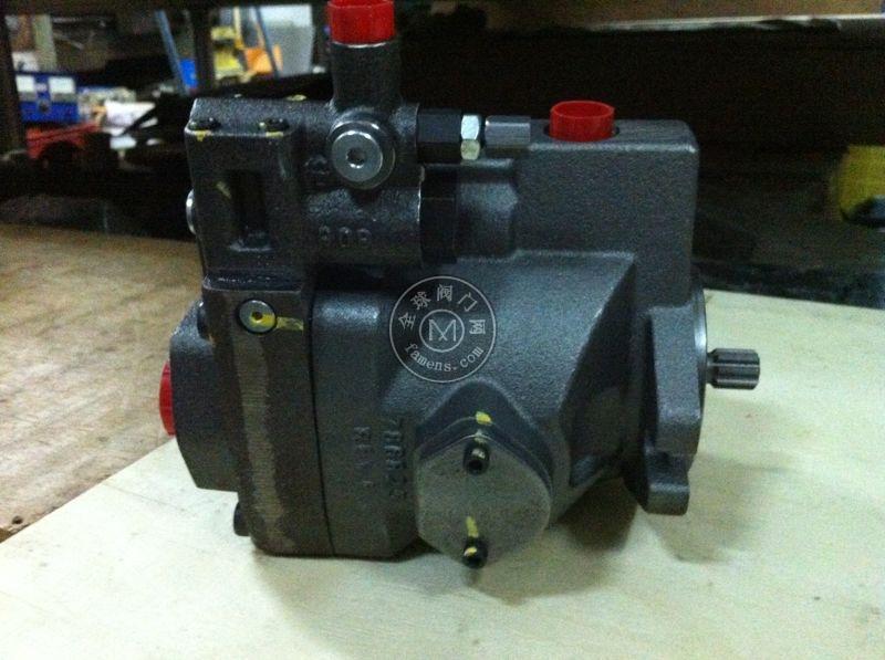 PVP1610B4L12美国派克变量油泵
