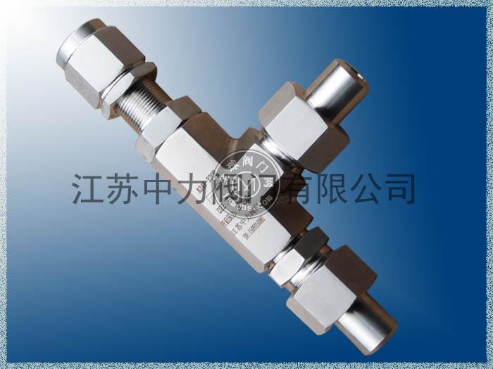焊接式CNG高压安全阀