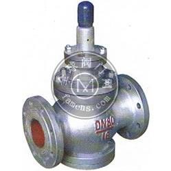先导活塞式蒸汽减压阀,不锈钢蒸汽减压阀