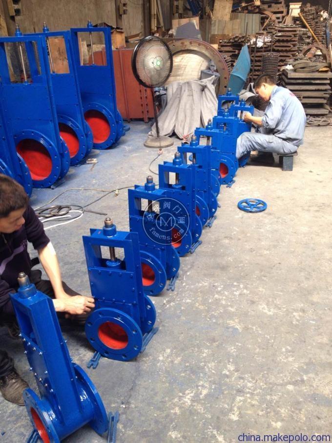 碳鋼對夾式刀型閘閥,對夾式刀型閘閥