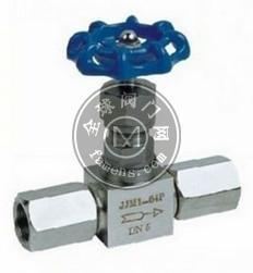 儀表閥,JJM1不銹鋼針型閥
