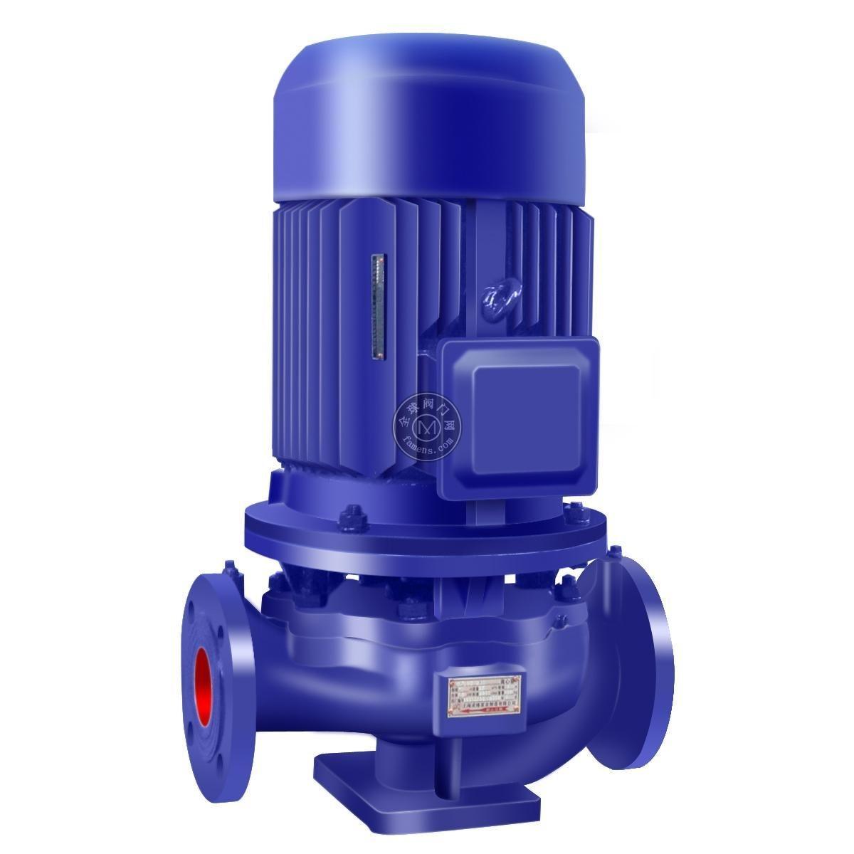ISG型卧式管道离心泵