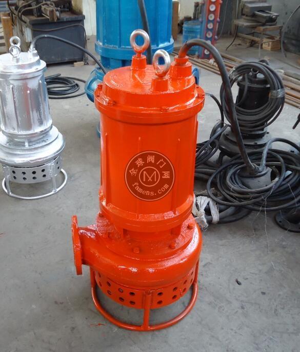 污水厂排污高温潜污泵