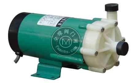 MP耐腐蚀塑料磁力泵