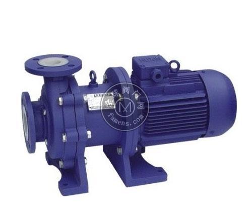 CQB-F氟塑料耐腐蚀磁力泵