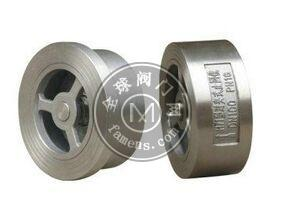 對夾式止回閥,不銹鋼對夾式止回閥