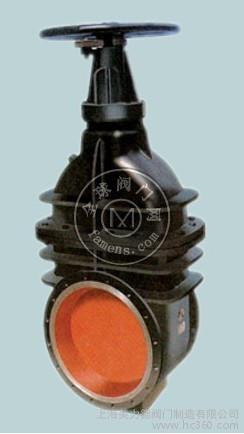 MQZ42W楔式双闸板闸阀(煤气专用阀)