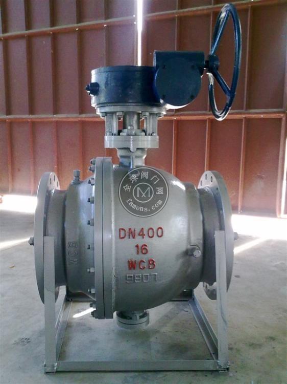 涡轮焊接固定球阀Q347F-25C