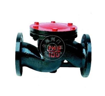 水暖器材、铸铁止回阀、美力德立式止回阀 H41T-16 水暖阀门