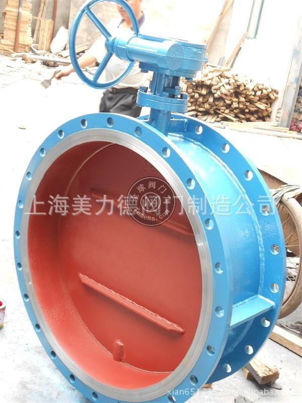 蝸輪煙氣蝶閥,上海閥門,品質保證