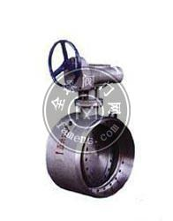 蝸輪對焊蝶閥,上海閥門,品質保證