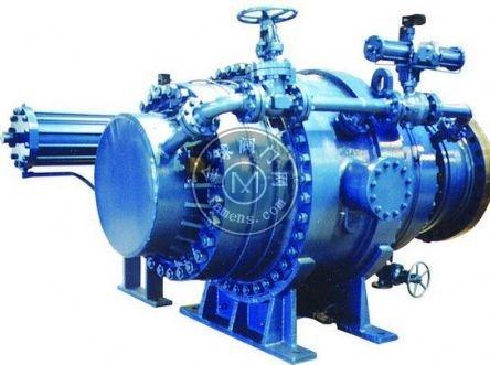 水電站球閥、液動球閥