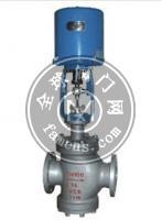 ZDLN電子式電動雙座調節閥 (防爆型電動調節閥)