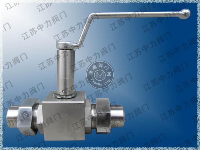 不銹鋼焊接式低溫高壓球閥