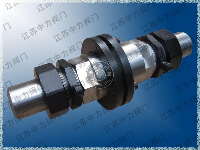 H21X不锈钢超高压焊接止回阀