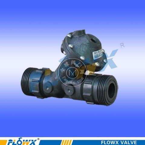 塑料隔膜阀 美国GE隔膜阀 进口隔膜阀 Aquamatic隔膜阀