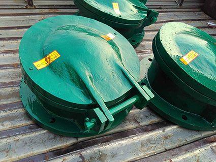 广东dn1000浮箱玻璃钢拍门厂家直销