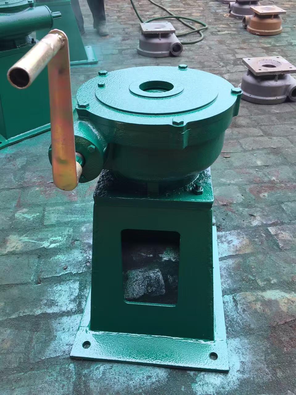 手摇启闭机3吨铸铁材质厂家直销质量好