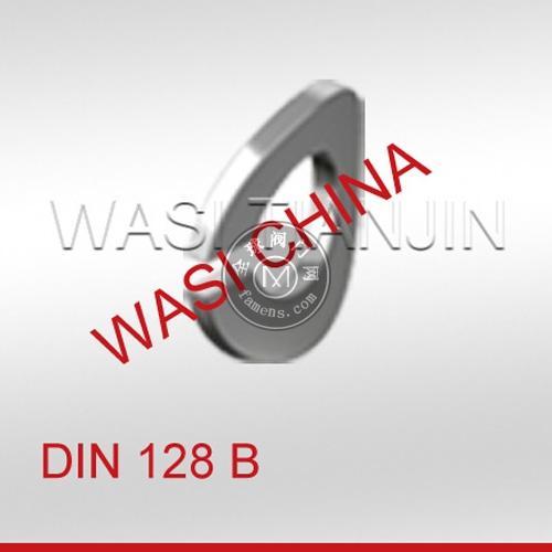 DIN128墊圈_DIN128彈簧墊圈_DIN128鞍型墊圈