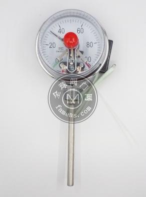 WSSX-386电接点双金属温度计