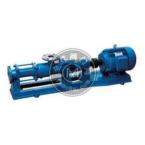螺杆泵,G型螺杆泵,单螺杆泵,污水螺杆泵