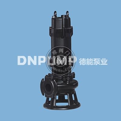 高效率抢险潜水排污泵