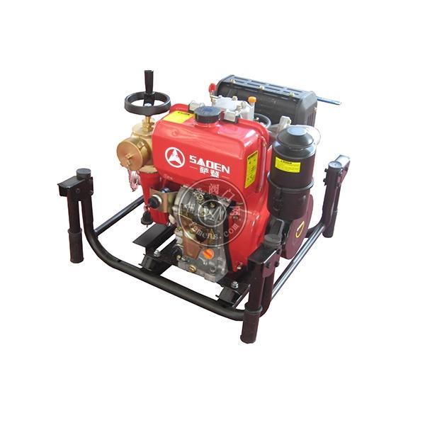 2.5柴油消防水泵