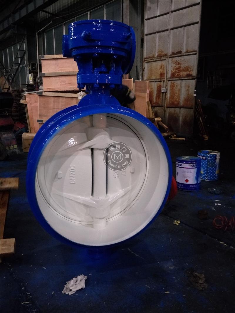 焊接硬密封蝶阀 D363H-16C上海泉享阀门