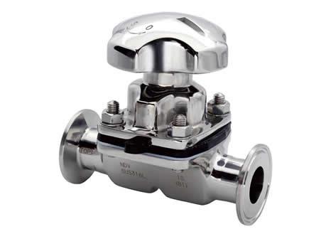 NDV无菌阀拥有卫生洁净可是隔膜阀B400型,BQL400型,BPO1400型,自泄阀 B400F型,取样阀B400P型