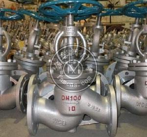 J41H-16C-DN150,J41H截止阀,J41H铸钢截止阀,J41H国标截止阀