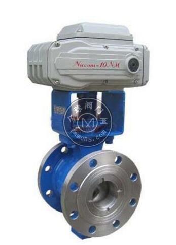 供应VQ940F/PPL/H/Y电动调节球阀
