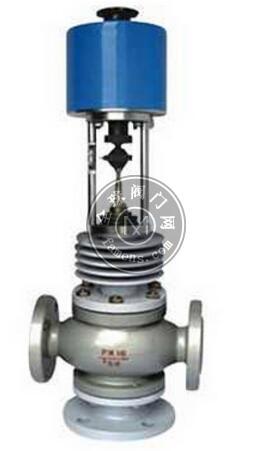 供应ZDSF/ZDSH电动三通调节阀