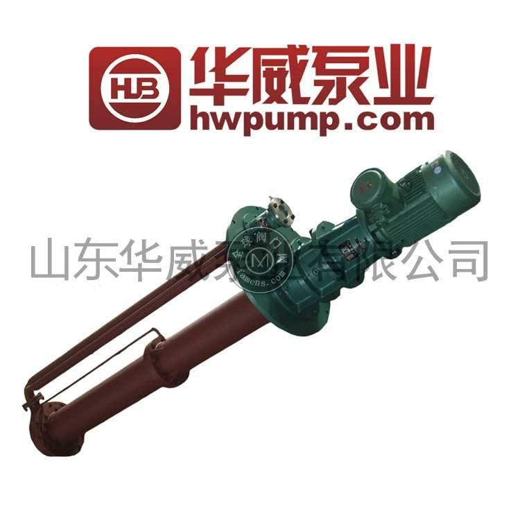 山东华威 熔盐泵 熔盐液下泵GY60-125